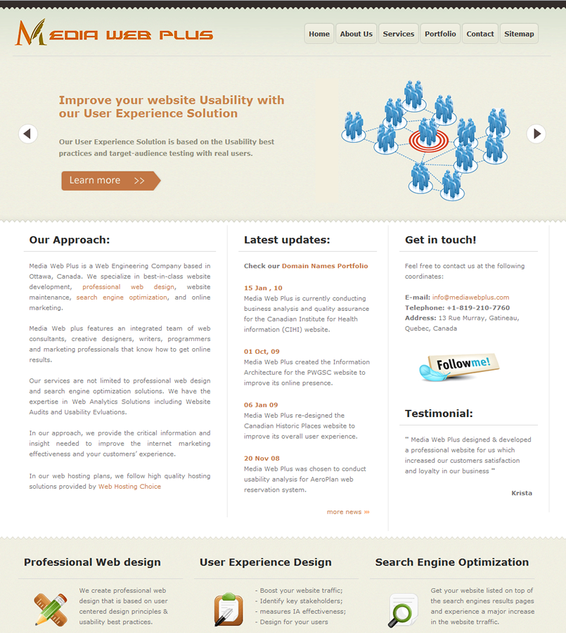 Media Web Plus (Web Design)